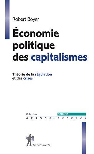 Économie politique des capitalismes