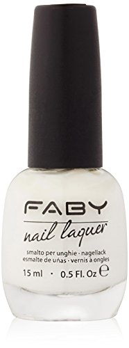 Faby Nagellack Teint de Neige, 15 ml