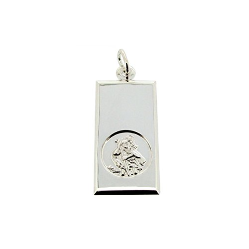 Solid in argento Sterling 925, pendente a