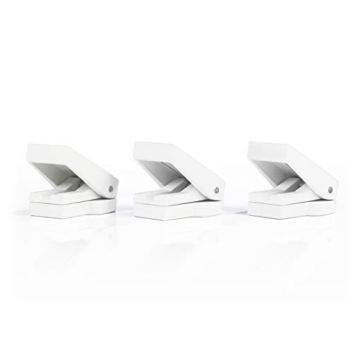 fenstergriff alarm Fenster Schnapper Zusätzliche Fenstersicherung (3er Sparpack)