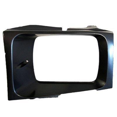 DRIVER per fari laterali, lunetta F-250 Super Duty Ford F-350, Ford Super Duty, Ford F-450 Super Duty Ford F-550, Super resistente con lunetta, da utilizzare con fasci di sigillato Headlights Depot - F350 Super Duty Fari