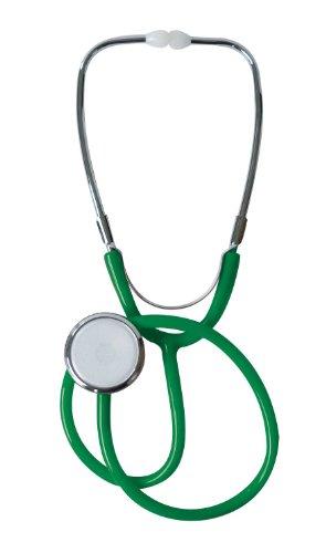 Stetoskop Stethoskop Flachkopf Schwesterstethoskop Farbe grün, Tiga-Med 1 Stück