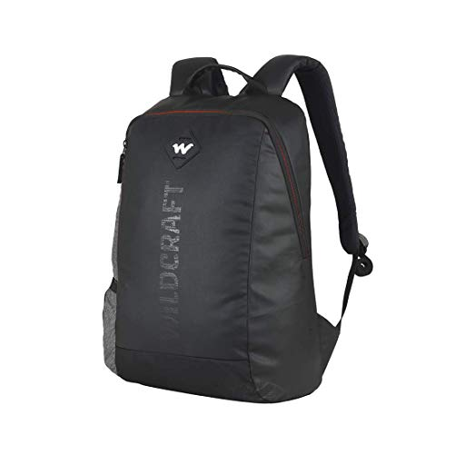 Wildcraft Work Packs'18 21 Ltrs Black Laptop Backpack (Streak Plus) Image 2