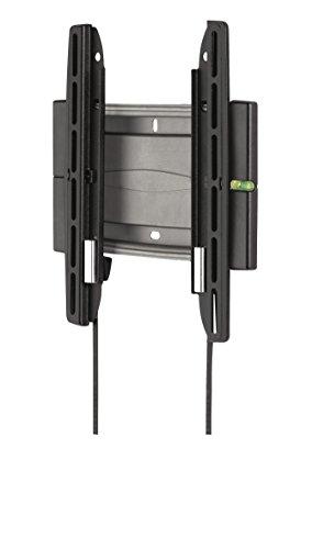 Vogel's EFW 8105 TV-Wandhalterung für 48-104 cm (19-26 Zoll) Fernseher, starr, max. 20 kg, Vesa max. 200 x 200, schwarz