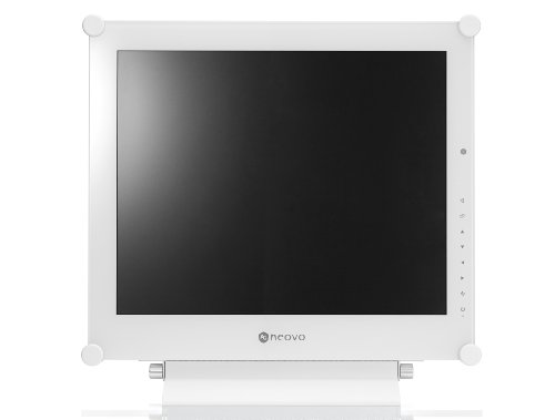 AG Neovo DR-17P 17 inch great Resolution Durable Monitor - White UK