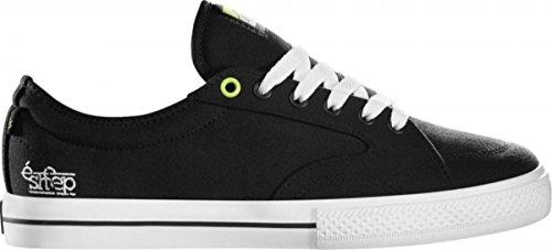 éS ES Skateboard Schuhe Keswick Black/Lime, Schuhgrösse:38 (Lakai Skateboard Schuhe)