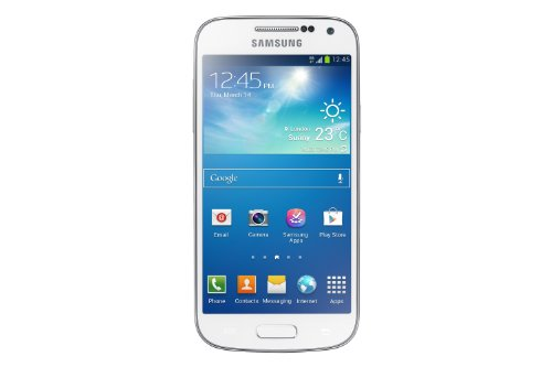 Samsung Galaxy S4 Mini - Smartphone libre Android pantalla 4 3 c mara 8 Mp 8 GB Dual-Core 1 7 GHz 1 5 GB RAM blanco - Asia Version