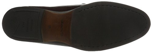 Gant Nicole, Mocassins Femme Rot (french Roast Red)