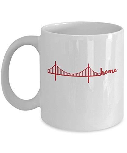 I love SAN FRANCISCO Tasse Kaffeetasse