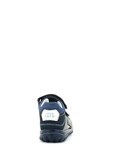 Primigi , Sandales pour garçon - Blu sc/grigio