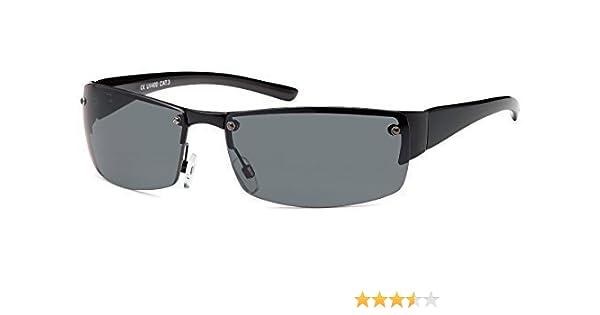 Damen Herren Sportliche Sonnenbrille Sportbrille Modern Pilotenbrille F0UAzWF