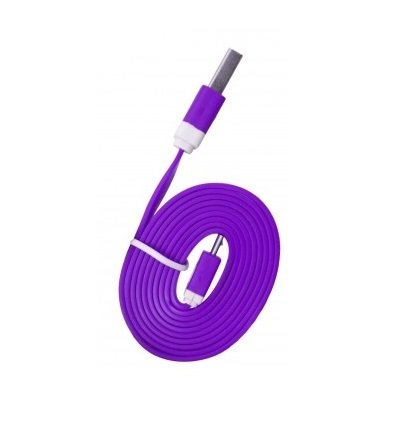 funnygsm-usb-data-and-charging-cable-for-bouygues-telecom-ultym-5-purple