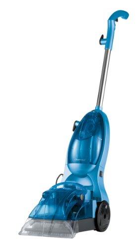 TV Unser Original 08750 cleanmaxx Teppichreiniger inklusive 500 ml Teppichshampoo, eisblau