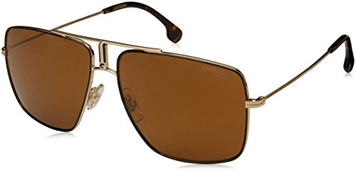 Carrera 1006/s Sonnenbrille Gold Schwarz 1006/S RHL 60 60 Gold Brown Mirror Gold