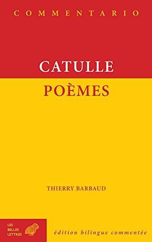 Poèmes par Catulle