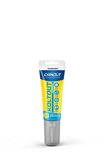 Cyanolit 33300058 Cyanolit Koltout 33300160 Kleber / Spachtelmasse, Tube, 125 ml, transparent