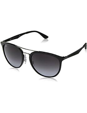 Ray-Ban 0Rb4285, Gafas de Sol para Hombre, Black, 55