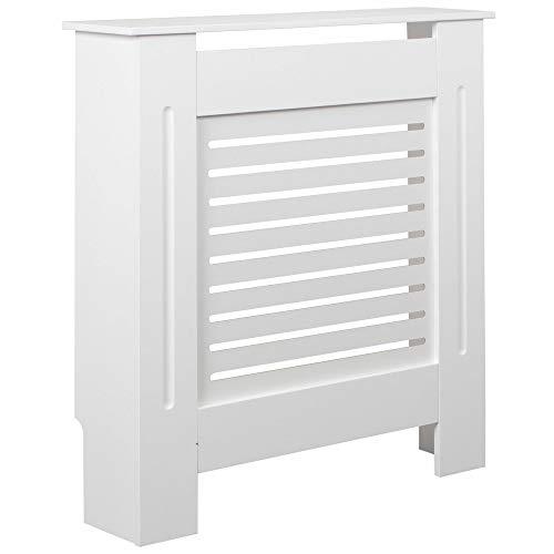 KS-Furniture WL5.744 Revêtement pour radiateur Blanc Mat 78 x 82 x 19 cm