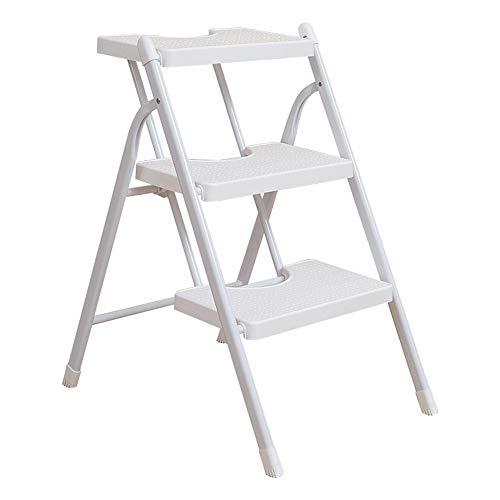 3/3 Trittbrett (Bseack_store Leiter 3-Stufen-Leiter-Pedal-Verbreiterung Multifunktions-Klapp-Trittbrett-Innenschuhbank for die Küche im Wohnzimmer Tragfähigkeit: £ 330)