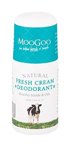 MooGoo Deodorant Fresh Cream 60ml