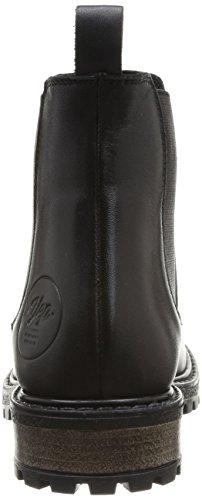 Yep Alex 1060, Unisex - Kinder Stiefel Schwarz - Noir (Cuir Noir)