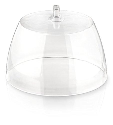 Boska Holland Glocke für Käseschaber, Kunststoff, Weiß, 20 x 20 x 15 cm