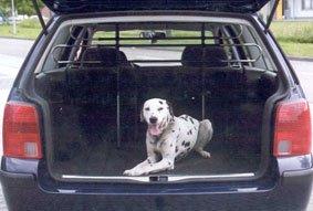 Artikelbild: All Ride 871125227355Autogestell für Hunde