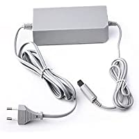 Gamenophobia Console Charger for Wii , AC Wall Power Adapter Supply Cable Cord for Nintendo Wii (Not for Nintendo Wii U)