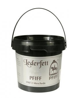 PFIFF Basicline Grasso per pelle - 500 ml, 500 ml