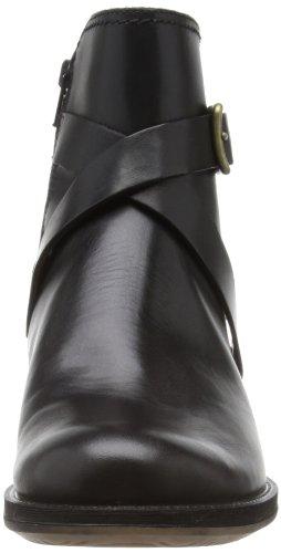 ECCO Ecco BLACK 11001 Schwarz Damen SAUNTER Chelsea Boots FAIRWAY Z1awH1