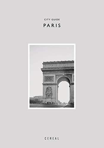 Cereal City Guide: Paris (English Edition)