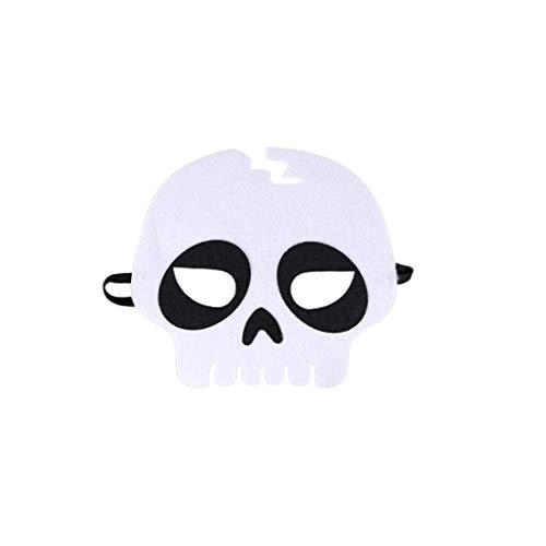 (Formulaone Halloween Maske Halloween Make Up Maske Halloween Kostüm Kostüme - Skull)