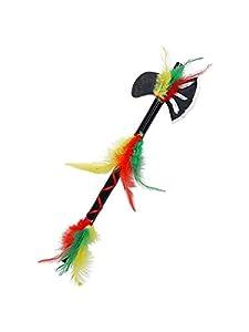 WIDMANN Srl Tomahawk INDIO accesorios para Adultos, Multicolor, wdm69865