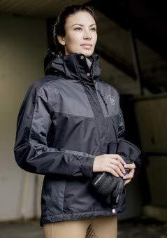 Mountain Horse Damen Reitjacke Amber, Navy, L