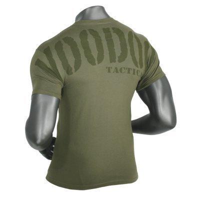 VooDoo Tactical Totenkopf Gedämpfte T-Shirt Größe L gebrochenes weiß - Sand