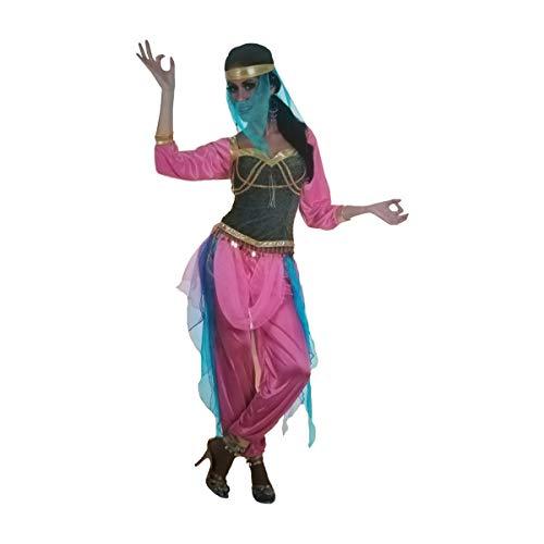 Schwan 2013, S.L. Arabe Damen Karnevalskostüm Farbe Rosa Größe XS-S. Einheitsgröße für Erwachsene. Cosplay Karneval