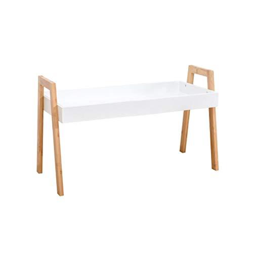YILIAN Zhiwujia Trapezförmiges Bücherregal aus massivem Holz Bodentyp Regal kann gestapelt Werden Mehrzweck-Aufbewahrungsbox Home Office Regal (Size : 5.8cm) - Regalen Office Schwimmenden