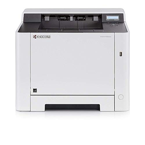 Kyocera Ecosys P5026cdn Laserdrucker. 26 Seiten pro Minute. Farblaserdrucker mit Mobile-Print-Unterstützung. Amazon Dash Replenishment-Kompatibel