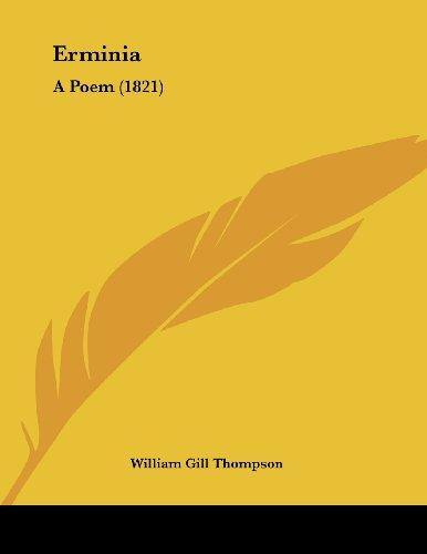 Erminia: A Poem (1821)