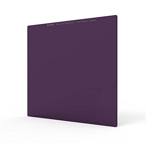 nisi-filtro-nd-densita-neutra-nd256-24-8-stop-100x100mm-nano-coating-rivestimento-ir-vetro-ottico