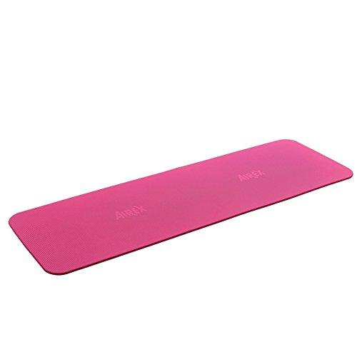 AIREX Fitline 180, Gymnastikmatte, pink, ca. 180 x 60 x 1.0 cm