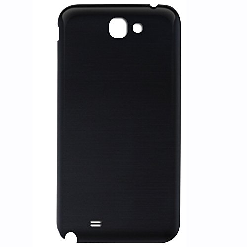Copri Batteria Back Cover Per Samsung Galaxy Note 2 N7100 Nero.