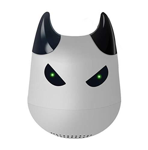 Bluetooth Altavoz Inteligente pequeño Diablo autodisparador inalámbrico al Aire Libre Mini Regalo...