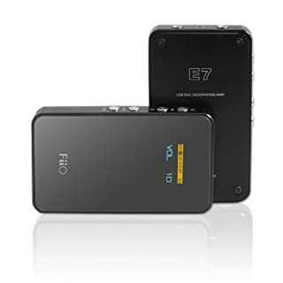 FiiO E7 - Amplificador de auriculares portátil (digital to analógico) (B003N0XDT4) | Amazon price tracker / tracking, Amazon price history charts, Amazon price watches, Amazon price drop alerts