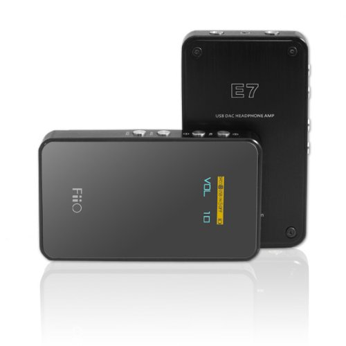 E7 USB DAC Headphone Amplifier