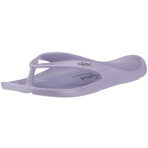 Papillio Del Mar 308011, Damen Sandalen/Bade-Sandalen mit normalem Fußbett Violett