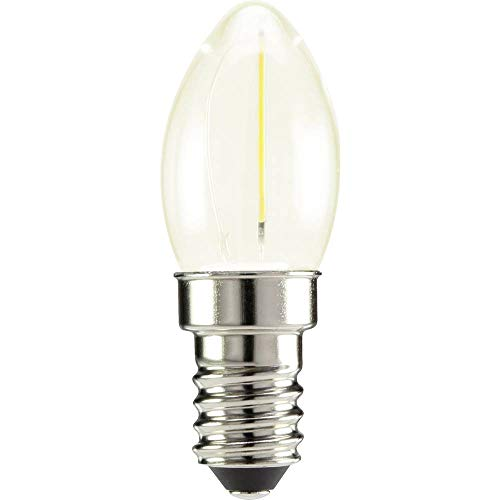 sygonix LED E14 0.45W WW MINIKERZ KL FIL -