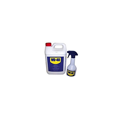 Price comparison product image WD-40 Multi-Purpose Set - 5 Litre with Spray Bottle
