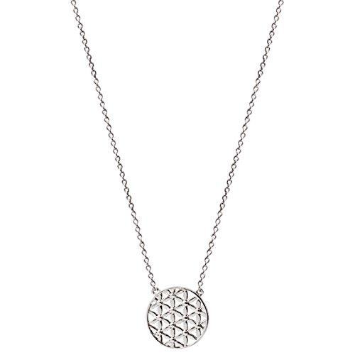 XENOX XS2898 Damen Collier Lebensblume Symbolic Power Sterling-Silber 925 Silber 45 cm