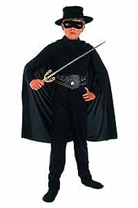 Fyasa 702225-c02bambino Justice Hero Fancy Dress costume, medium